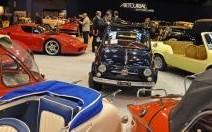 Rétromobile grandit avec le marché de l'ancienne