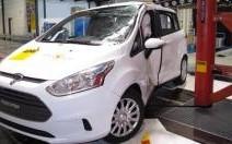 5 étoiles pour le Ford B-Max à l'EuroNCAP