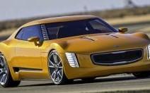 Premières images du concept Kia GT4 Stinger
