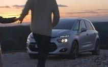 Apparition furtive du nouveau Citroën C4 Picasso en vidéo