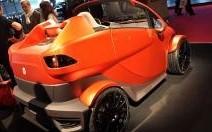 Neoma roadster : l'électrique fun à la française