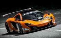 McLaren lève le voile sur la version GT3 de la 650S