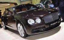 La Bentley Flying Spur passe au V8