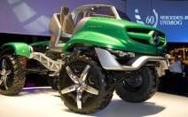 Concept Unimog : le camion qui voit la vie en vert