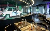 Le Fiat MotorVillage se met aux couleurs de la Coupe du monde brésilienne