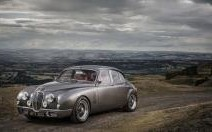 Jaguar MkII by Ian Callum : sublime !