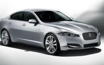 Nouvelle Jaguar XF : plus profilée et plus high tech