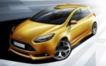 La Ford Focus ST restylée se montrera à Goodwood