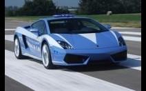 Une nouvelle Lamborghini Gallardo pour la police italienne !