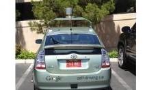 Google immatricule sa première voiture automatisée au Nevada