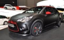 DS3 Racing Loeb : hommage au champion