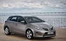 Toyota Auris : série spéciale avantageuse ''Feel!''