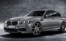 BMW M5 ''30ème anniversaire'' : la plus puissante des béhèmes