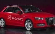 L'Audi A3 Sportback e-tron arrivera dans un an en France