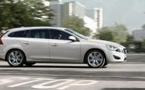 Volvo V60 plug-in hybrid : une V60 hybride rechargeable à Genève