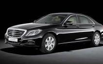 Mercedes présente la Classe S 600 Guard