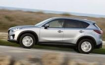 119 g et 4,6 L de conso pour le Mazda CX-5