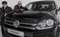 Volkswagen Amarok : le groupe « The Scorpions » l'a déjà adopté