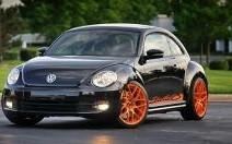 Volkswagen Beetle RS : la Beetle qui se voulait Porsche