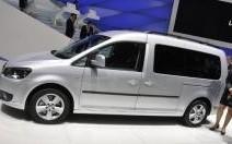Volkswagen Caddy : Austérité préservée