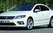 Volkswagen présente la CC en finition R-Line
