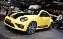 Volkswagen Coccinelle GSR : Clin d'oeil au passé