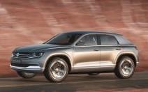 Cross Coupé : le mutant hybride de Volkswagen