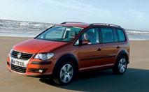 Volkswagen Cross Touran : la clé des champs
