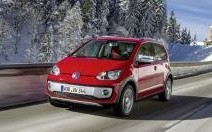 Volkswagen Cross Up! : la Up! prend la clé des champs