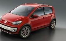 Volkswagen Cross Up Concept : Rat des champs !