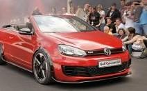 Volkswagen Golf Cabriolet GTI Concept et R Concept : la Golf Cabriolet dans tous ses états