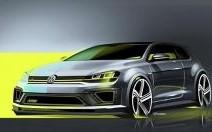 Volkswagen : une méchante Golf R 400 à Pékin