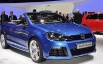 La Volkswagen Golf R Cabriolet dévoile tout