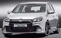 Volkswagen Golf VI GTI par Caractère : elle pique sa crise