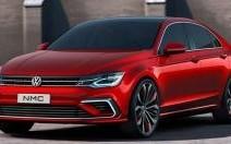 Volkswagen NMC : futur coupé ou simple berline ?