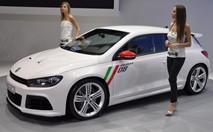 Volkswagen Scirocco Studie R : avis de bourrasques