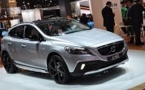 Volvo V40 Cross Country : la déclinaison baroudeuse