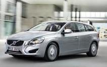 Volvo V60 D6 hybride rechargeable : lancée début 2012 ''à moins de 60 000 euros''