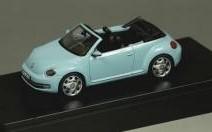 La Volkswagen Coccinelle cabriolet dévoilée d'une façon peu banale