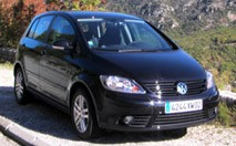 Essai express Golf Plus 1.4 TSI 140 : downsizing Episode II
