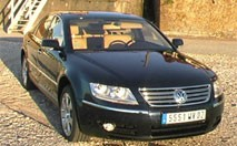 Essai / Phaeton : le nouveau pari de Volkswagen