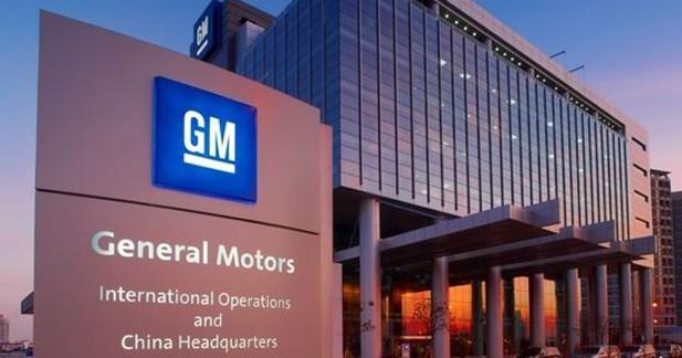 GM continue de progresser en Chine