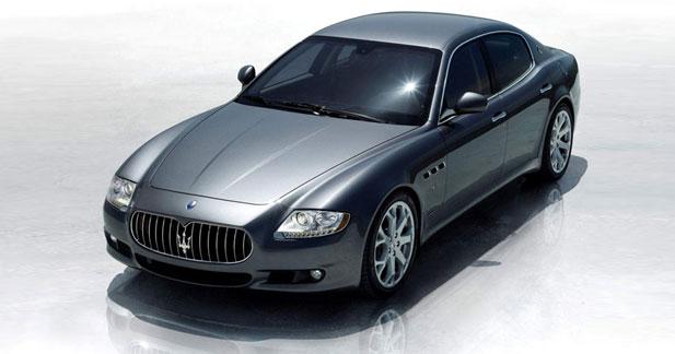 A vendre, Maserati de fonction de ministres italiens