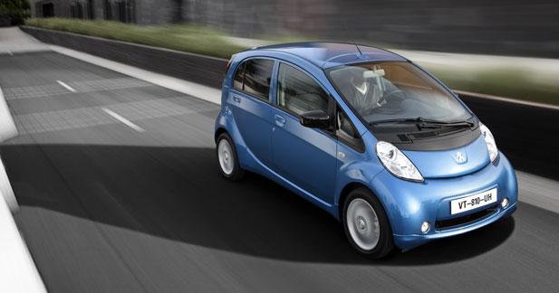 PSA va tester la voiture électrique en Bretagne