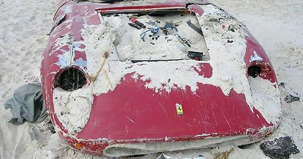 Diaporama : 10 crashs spectaculaires de modèles d'exception