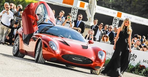 10 voitures immanquables du Concours d'Elegance de Chantilly