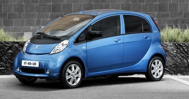 Voiture électrique : Peugeot a mangé du Ion