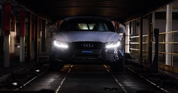 Audi accélère en 2011