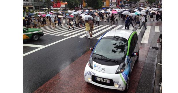 L'Odyssée électrique boucle son étape japonaise