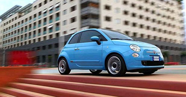 Fiat en tête des marques européennes pour le CO2